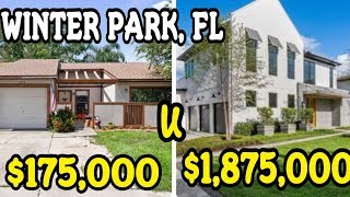 Обзор дешёвого и дорогого дома - недвижимость во Флориде