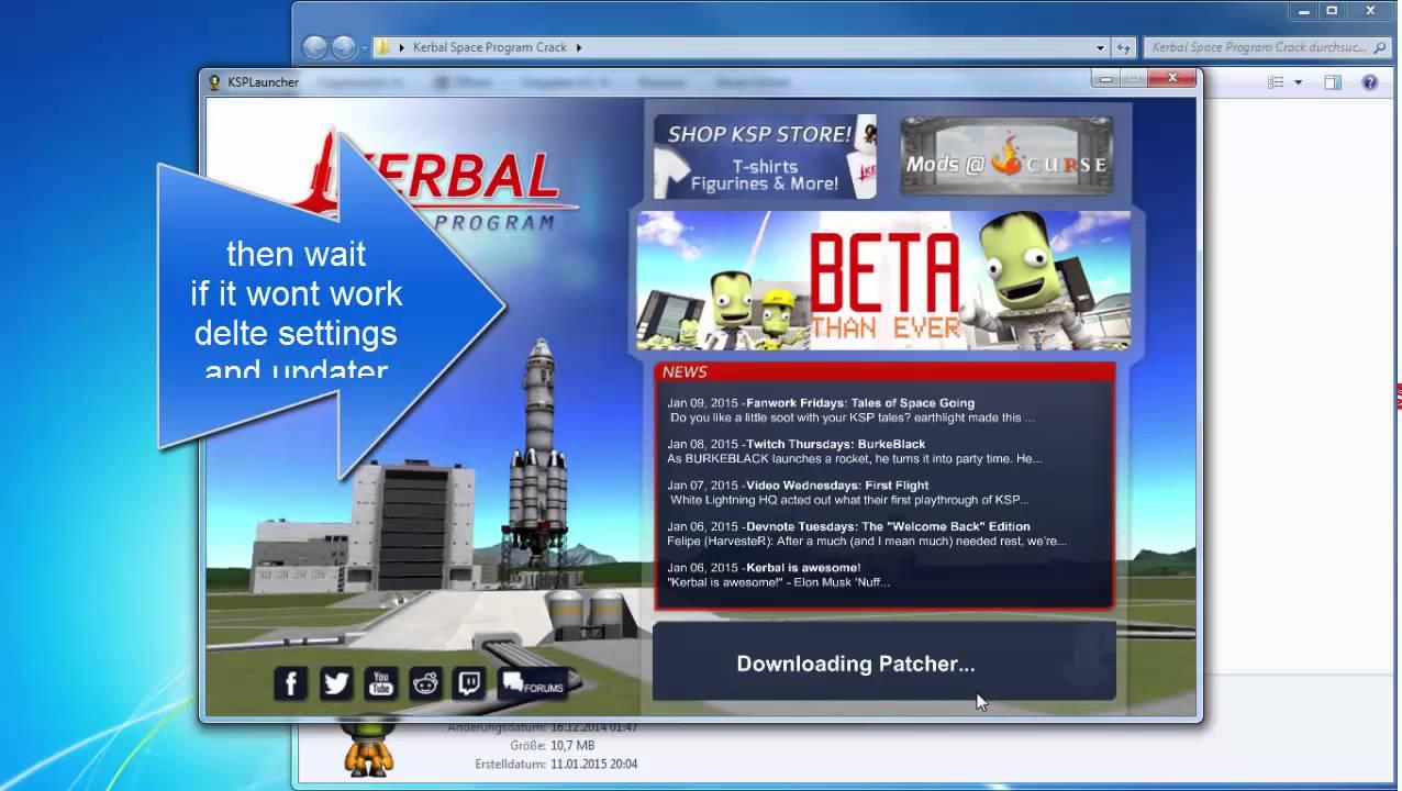 Kerbal Space Program Crack