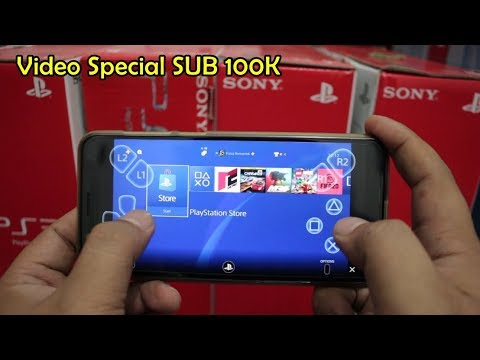 GAME PS4 KINI BISA DI MAINKAN DI HP ANDROID - Video Special SUB 100K