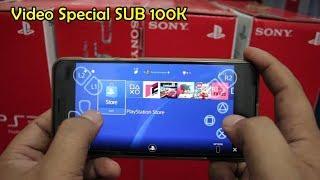 GAME PS4 KINI BISA DI MAINKAN DI HP ANDROID - Video Special SUB 100K