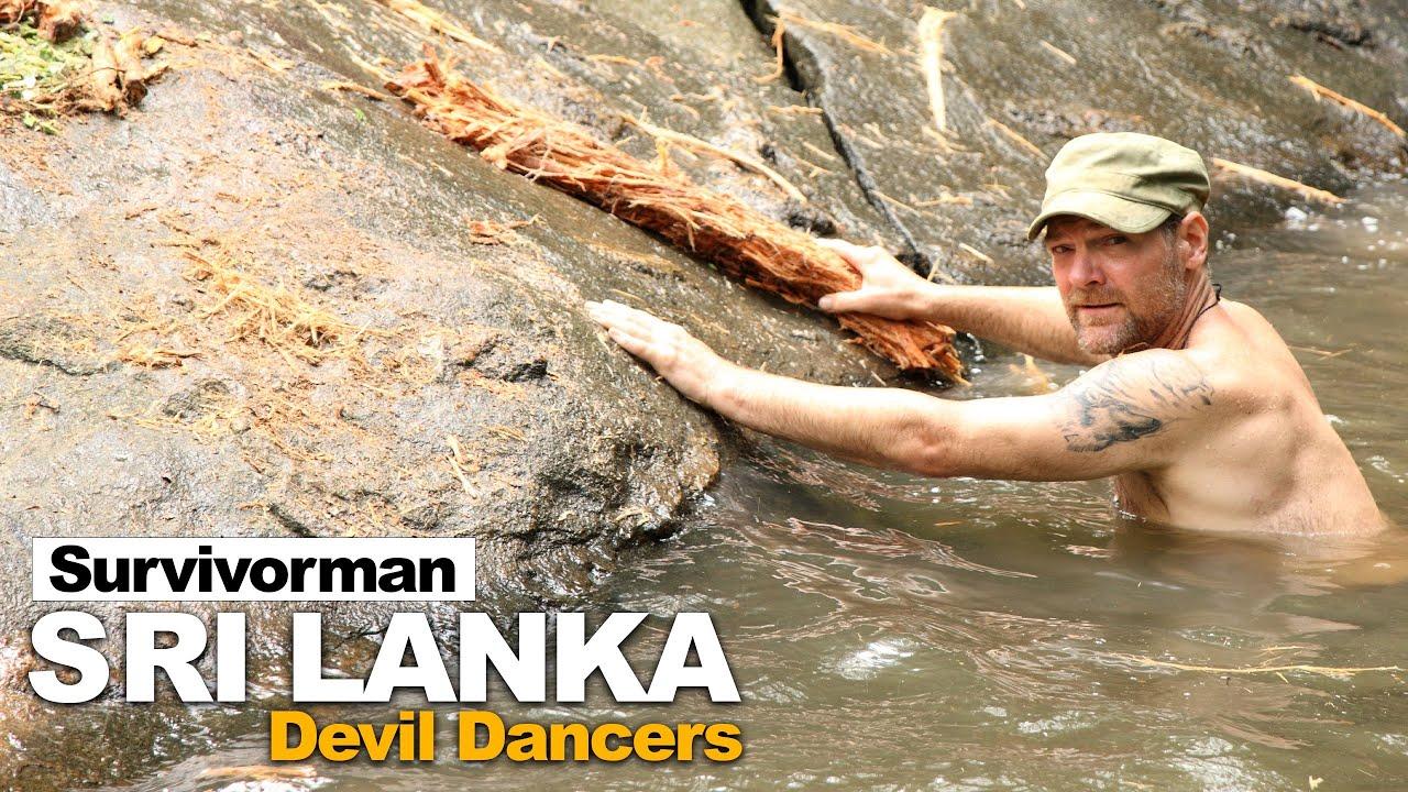 Download Survivorman   Beyond Survival   Season 1   Episode 1   Devil Dancers of Sri Lanka   Les Stroud