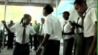 HB Afro Dance Group - Nshomile (TV Version)