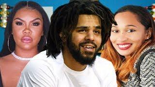 Exclusive | J. Cole's alleged Secret Double Life! Wife, SideCHlCK & Outside Babies! {Details Inside}