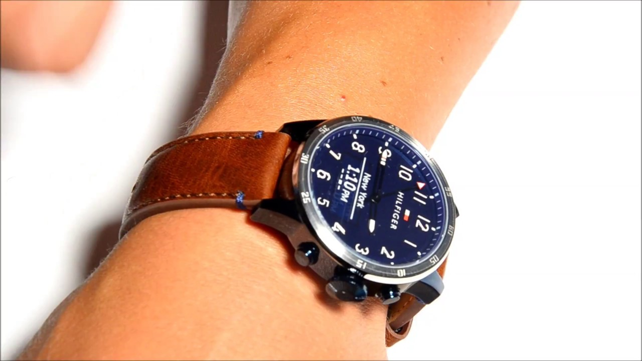 c0787ac7273 Tommy Hilfiger TH24 7 - Smartwatch.de Unboxing  DEUTSCH  - YouTube