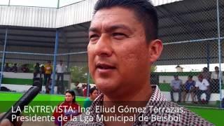 Brillante inauguración de la Liga Municipal de Beisbol 2017 em Río Bravo