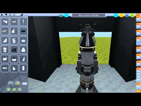 Let's Play Kerbal Space Program 05 Part 1: Jeb's Great Dream