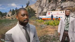 GTA 5 : РАЗБИЛСЯ САМОЛЕТ - ПОМОГАЕМ ВЫЖИВШИМ!!ЧТО СЛУЧИЛОСЬ?? РЕАЛЬНАЯ ЖИЗНЬ В ГТА 5
