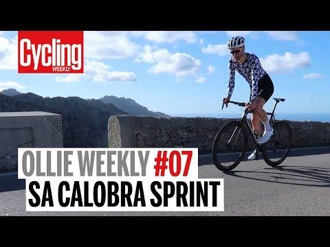Ollie Weekly #7 | Ultimate Hill Climb Bike VS Sa Calobra | Cycling Weekly