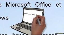 Définition Microsoft Windows et Microsoft Office Word
