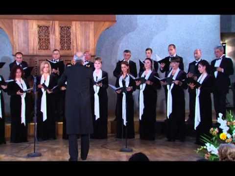 Yerevan Chamber Choir in Concert part 1/2