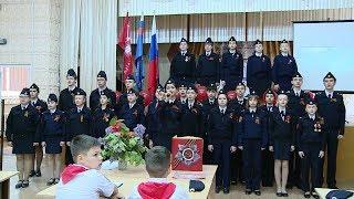 В волгоградских школах проходят «Уроки доброты. Герои нашего времени»
