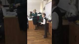 Трогательное стихотворение для любимого учителя начальной школы