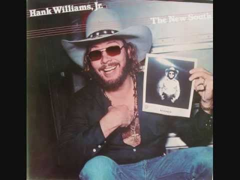 Hank Williams Jr-  Montgomery In The Rain