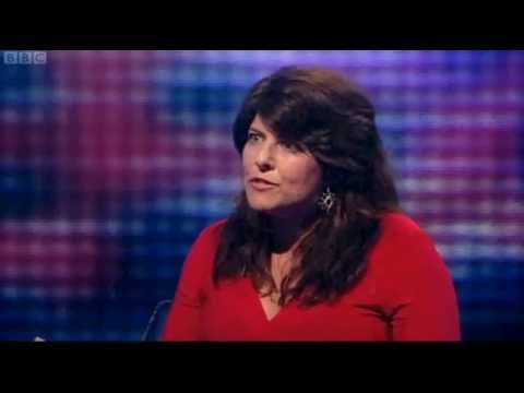 Jeremy Paxman debates Naomi Wolf on Rape and the Vagina