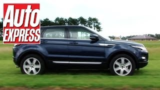 Range Rover Evoque review PART 1 - Auto Express