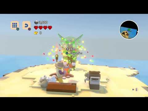My first video/Lego worlds |