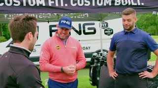 Fitting Friday with Lee Westwood - Episode Four: Irons