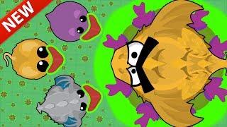 Mope.io CORONAVIRUS PANDEMIC NEW UPDATE! New Gamemode in Mope.io