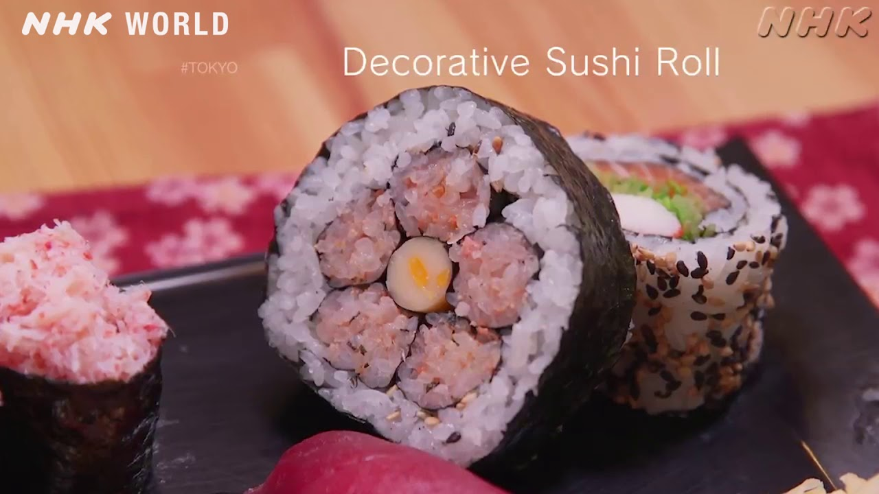 Photo of How To Make It [Sushi] – #TOKYO [Japan] – video
