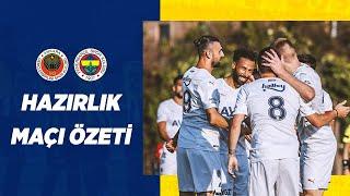 MAÇ ÖZETİ Gençlerbirliği 0-4 Fenerbahçe