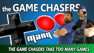 Game Chasers Minichode 2: Too Many Games