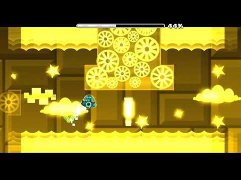 EASY USER COINS #92 Geometry Dash [2.0] - Colory by Psychedelia - GuitarHeroStyles