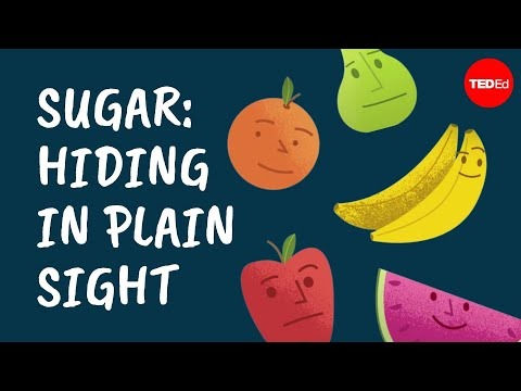 Video image: Sugar: Hiding in plain sight - Robert Lustig