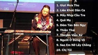 Album Giọt Lệ Thu PHẠM ĐỨC THÀNH Nhạc Đàn Bầu Trữ Tình Quê Hương Hay Nhất