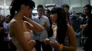 Denisse Guerrero & Katy Perry