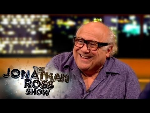 Danny DeVito and Michael Douglas' Crazy Herbalist Past  - The Jonathan Ross Show