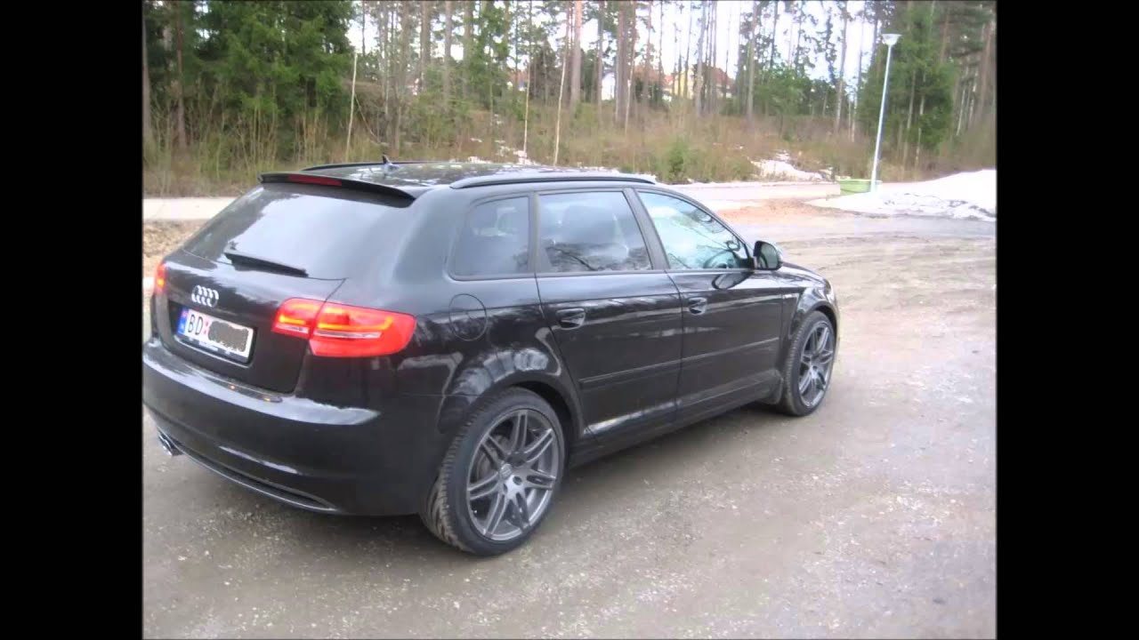 2004 audi a3 sportback s line youtube. Black Bedroom Furniture Sets. Home Design Ideas