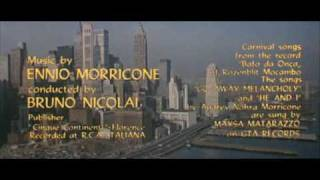 "Ennio Morricone, opening titles from ""Grand Slam"" (1967) aka Ad Ogni Costo"