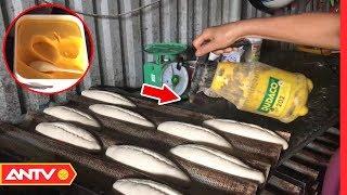 Chất độc hại có trong bánh mì nóng giòn ít ai ngờ tới | An toàn sống | ANTV