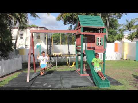Kids Fun at the Bougainvillea Beach Resort Barbados