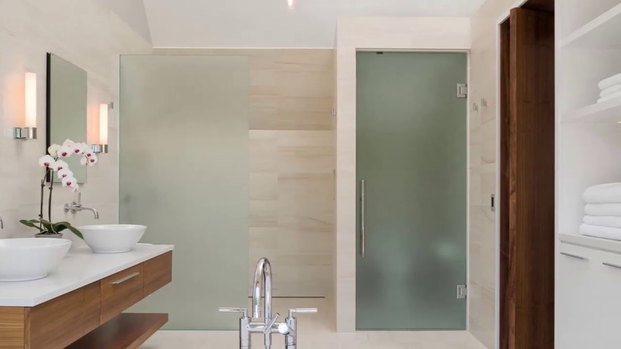 Bathroom Ideas Interior Doors With Frosted Gl Art