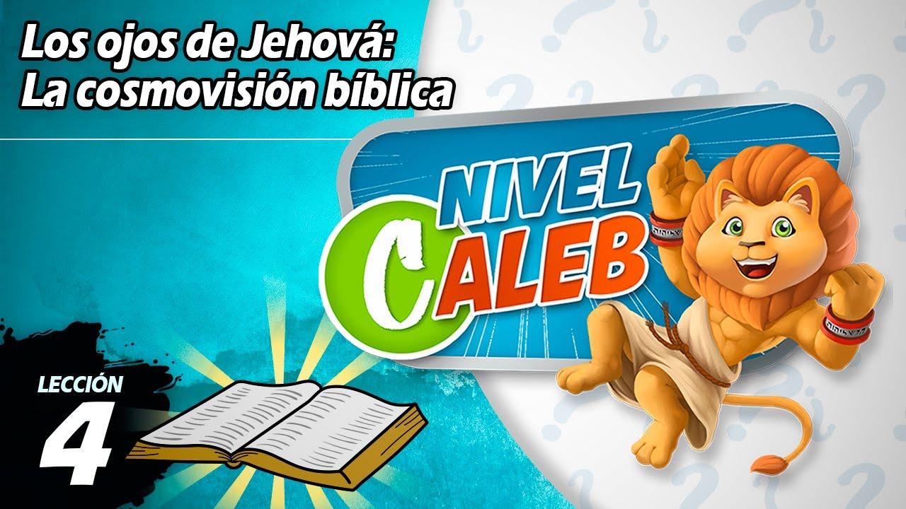 La cosmovisión bíblica | Lección 4 | Nivel Caleb | Preguntas de la Biblia
