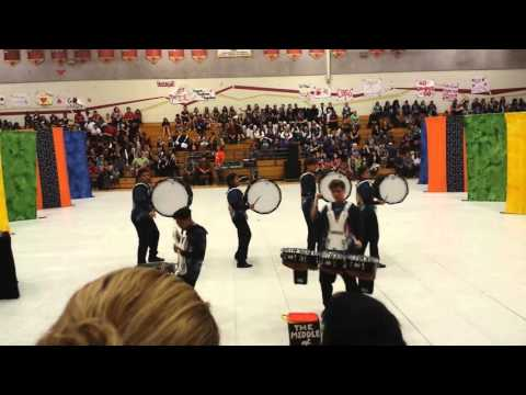 Buhach Colony High School Drumline 2016 Locals Only