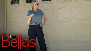 Brie talks to her mom long distance about Nikki's decision: Total Bellas Bonus Clip, Nov. 13, 2020