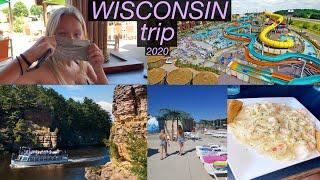 Wisconsin Dells Mount Olympus Vacation Vlog 2020