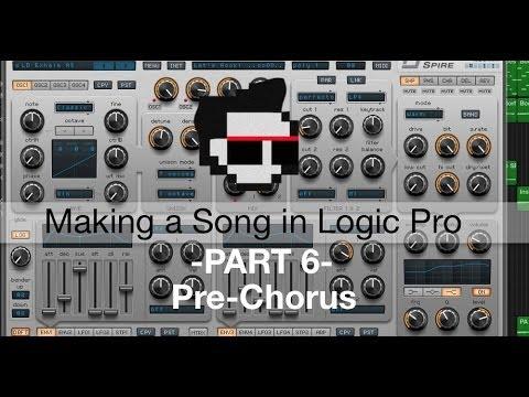 Pre-Chorus (Making A Song in Logic) - Part 6