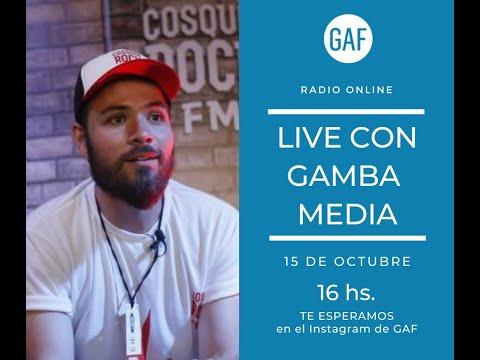 Entrevista a la Franquicia  Radio Gamba