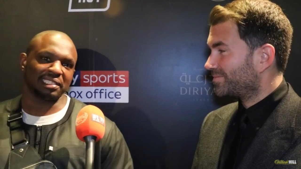 BOXING News: Eddie Hearn wants to give Dillian Whyte a fight with Arreola