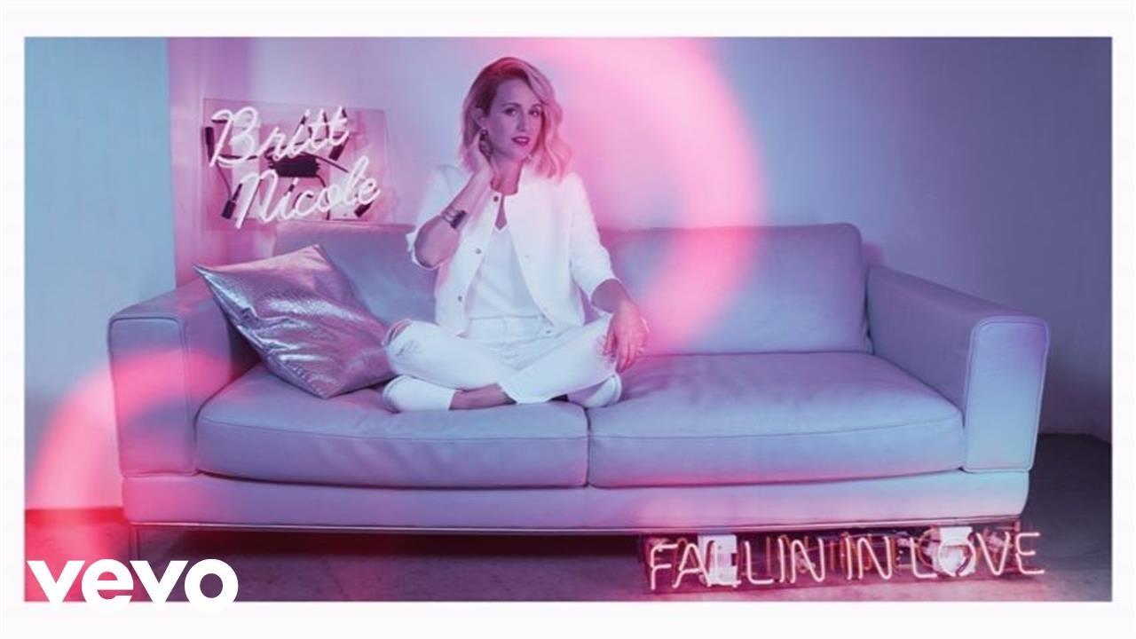Britt Nicole - Fallin In Love (Audio)