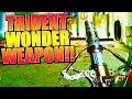 trident wonder weapon! - exo-zombies