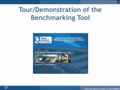 Performance Benchmarking for Effectively Managed Water Utilities