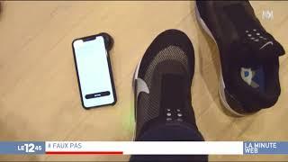 Les baskets auto-laçantes de Nike connaissent un bug