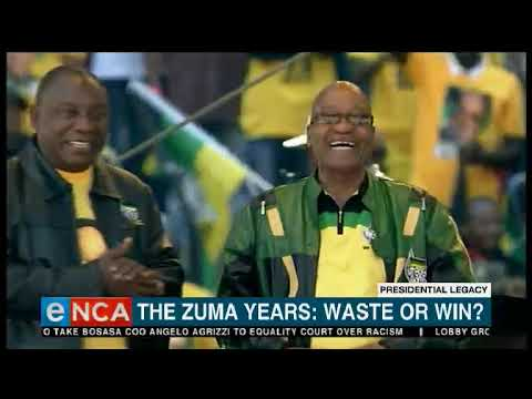 The Zuma years: Waste or win?