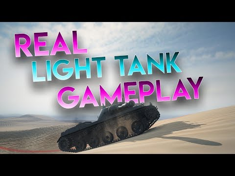 Examples of Actual Light Tank Gameplay
