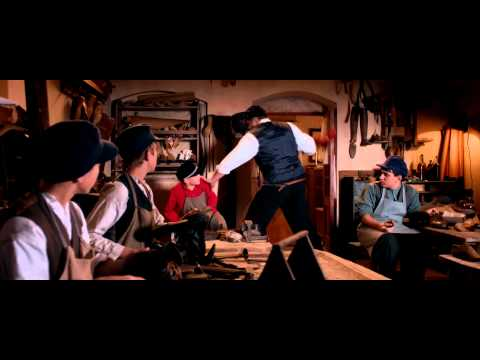 The Brave Adventures of a Little Shoemaker - Film Trailer
