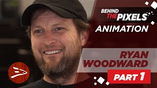 Ryan Woodward - My Journey as an Artist | Animation | 3dsense Behind The Pixels